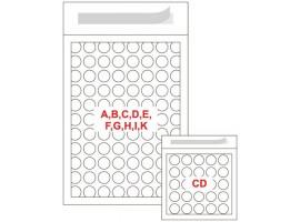 Koperta bąbelkowa D (170X230)